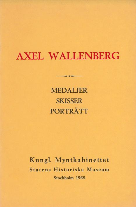 Medaljer Skisser Porträtt