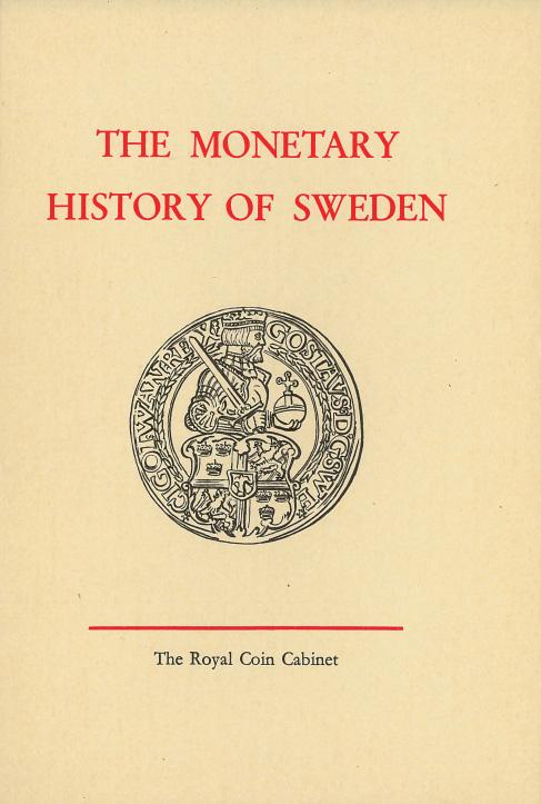 The monetary history of Sweden