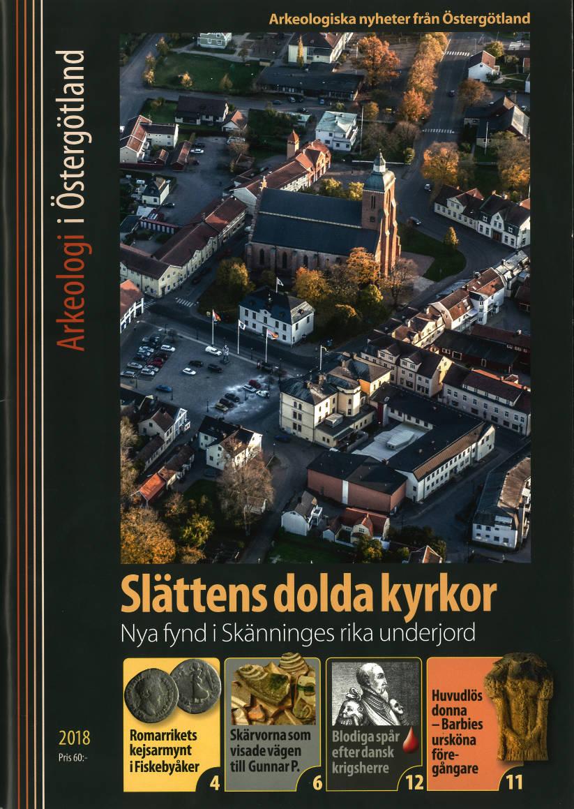 Arkeologi i Östergötland 2018